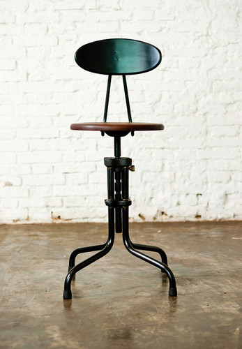 L'usine Adjustable Stool
