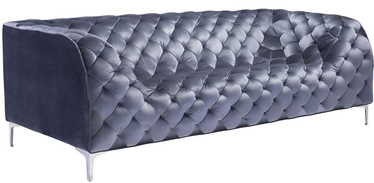 Pleasing Providence Sofa In Velvet Dailytribune Chair Design For Home Dailytribuneorg