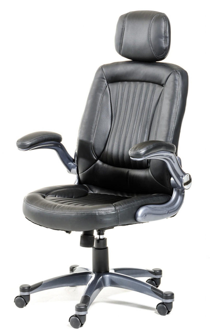 Magnificent Chief Executive Black Modern Office Chair Home Interior And Landscaping Palasignezvosmurscom