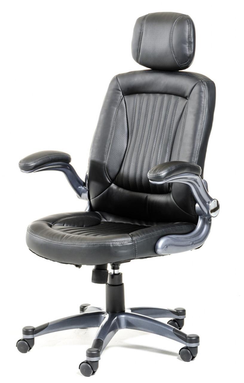 Fantastic Chief Executive Black Modern Office Chair Interior Design Ideas Gentotryabchikinfo