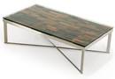 mosaic wood table