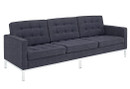 Grey Wool Florence Sofa