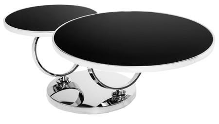 rotating coffee table