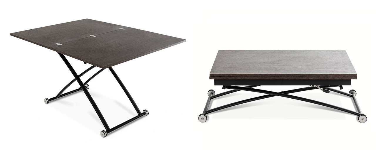 Coffee Table Extendable Top.Studio Coffee Table Extendable Top