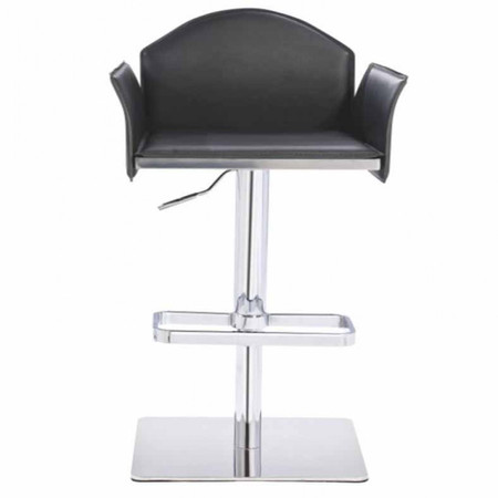 black breakfast bar stool