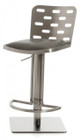 grey bar stool