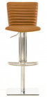 camel bar stool