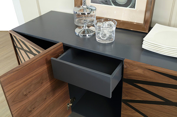 Modern Buffet Table. Larger / More Photos