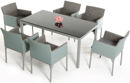 Cyan outdoor furniture