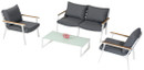 4 piece outdoor sofa set