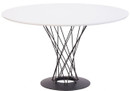 spiral dining table