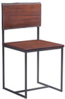 Papillion Dining Chair Distressed Cherry Oak