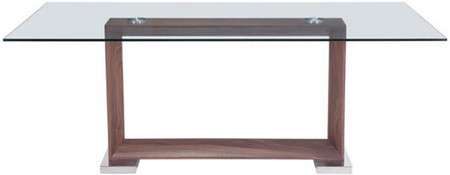 Oasis Dining Table Walnut
