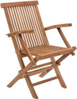Regatta Folding Chair Natural