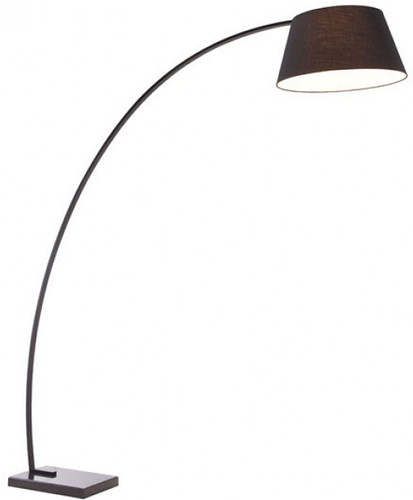 Votex Floor Lamp Black