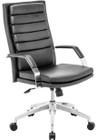 Director Comfort Office Chair Black