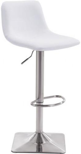 Cougar Bar Chair White