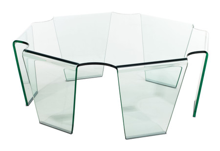 Zuo Modern Circuit Coffee Table