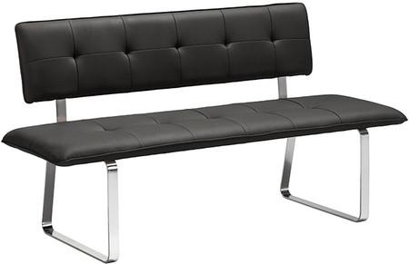 Nouveau Bench Black