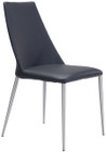 Whisp Dining Chair Black