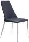 Whisp Dining Chair Black
