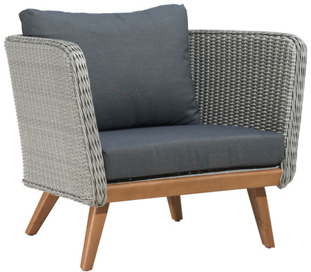Zuo Modern Grace Bay Arm Chair
