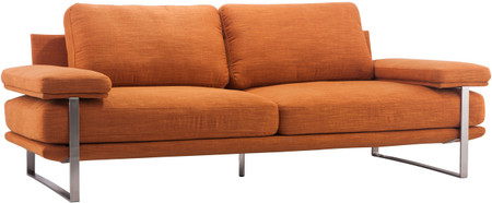 Zuo Jonkoping Sofa Orange