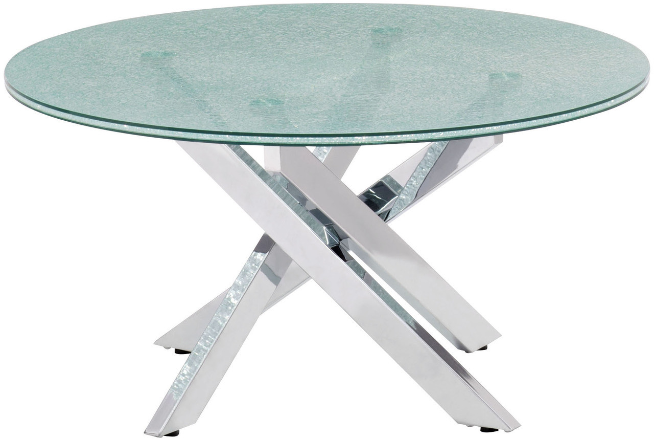 Stance Coffee Table Crackled Zuo Modern 102140