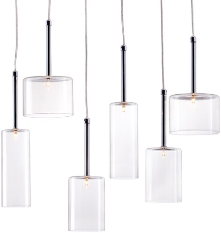 Hale Ceiling Lamp Clear