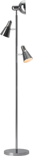 zuo shuttle floor lamp chrome