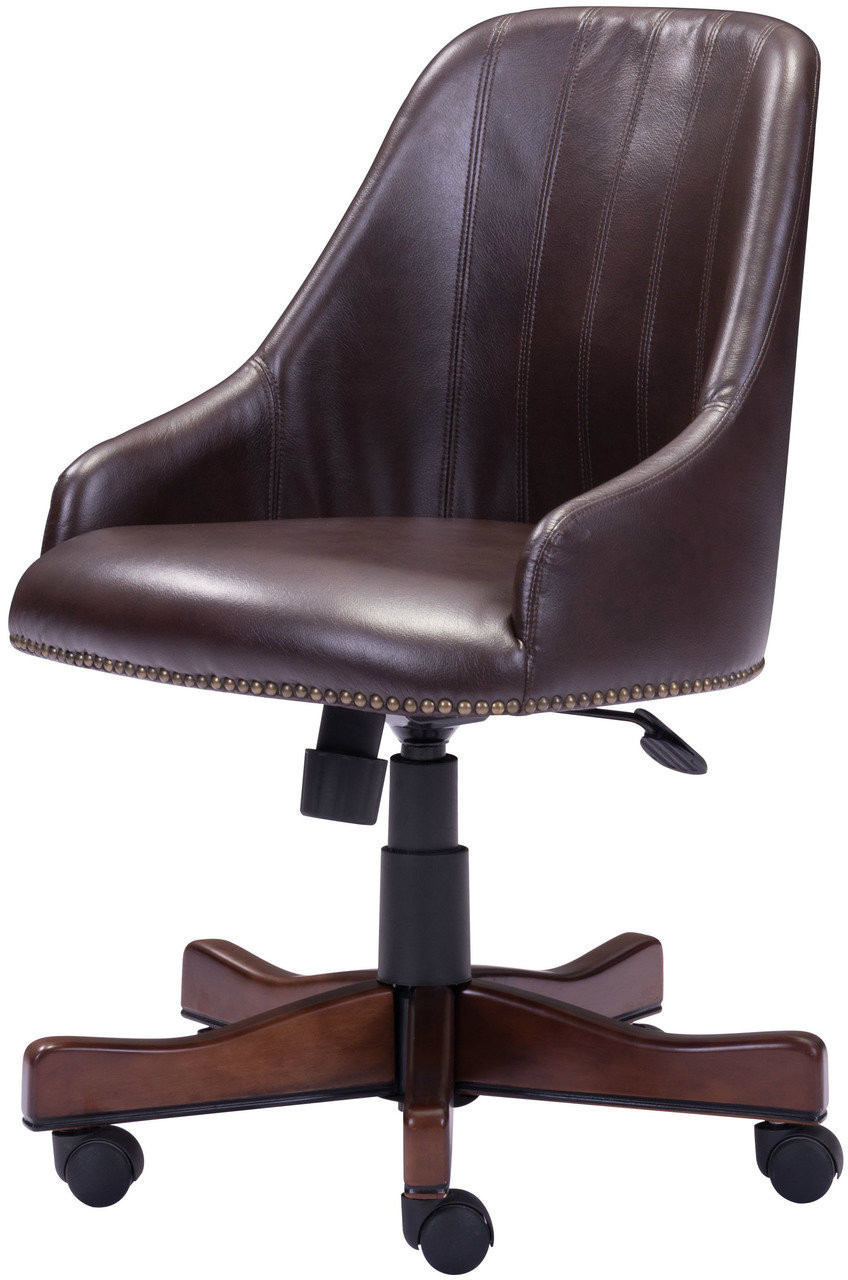 Zuo Maximus Office Chair Vintage Style Office Chair