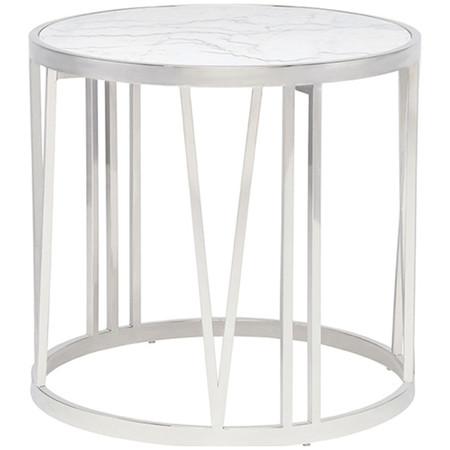 Nuevo Living Roman Side Table