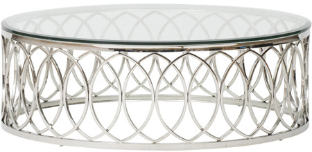 Juliette Coffee Table Made Of Stainless Steel