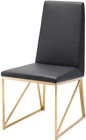 Caprice Dining Chair Black