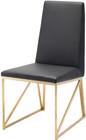 Caprice Dining Chair Black