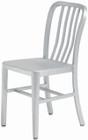 Soho Dining Chair Aluminum