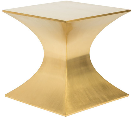 Praetorian Side Table Gold