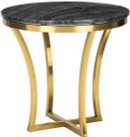 Aurora Side Table Gold