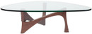 Akiro Coffee Table Stained Ash Walnut