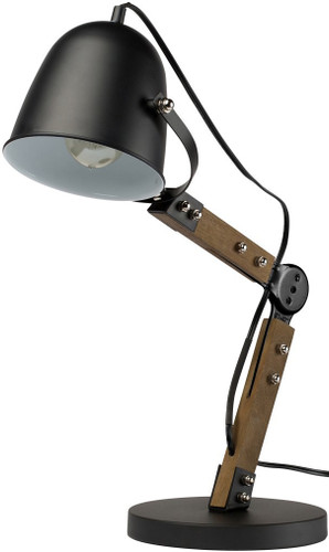 Winston Table Lamp Black