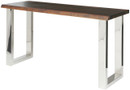 Lyon Console Table Seared Oak