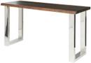 Lyon Console Table Seared Oak