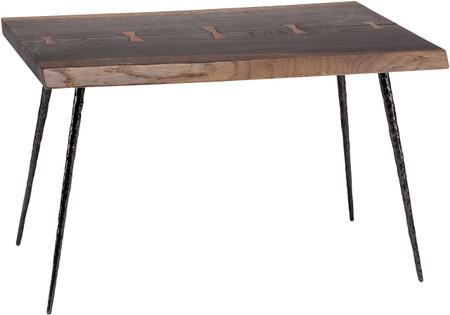 Nexa End Table Seared Oak