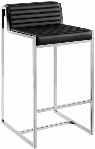 Zola Counter Stool Black