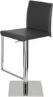 Cameron Adjustable Stool Black