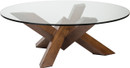 Costa Coffee Table In Walnut