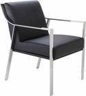 Nuevo Valentine Dining Chair Black