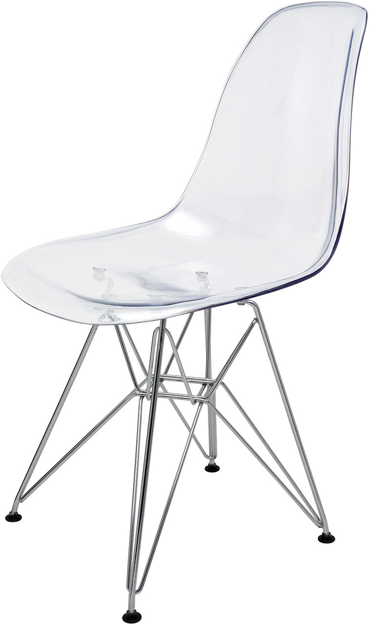 Polycarbonate Chairs Clear Molded Chair