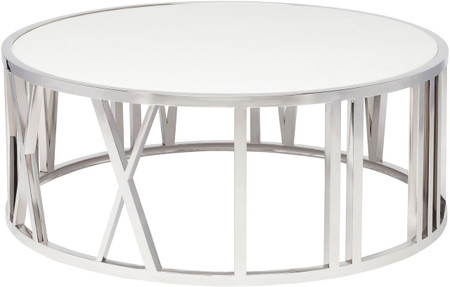 Roman Coffee Table Marble Top