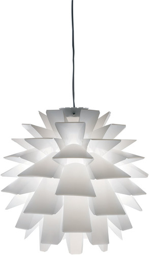 Asparagus Pendant Lamp White